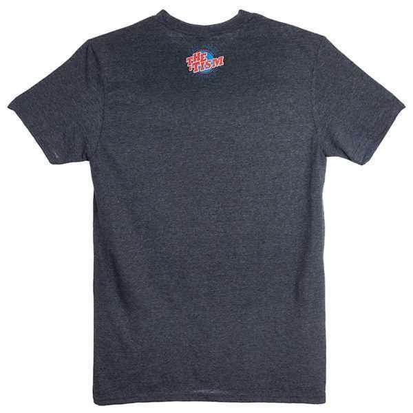 Got the 'Tism T-Shirt Dark Grey back