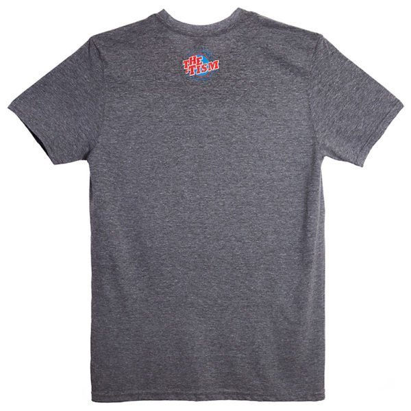 The Special in Special Needs T-Shirt Grey back