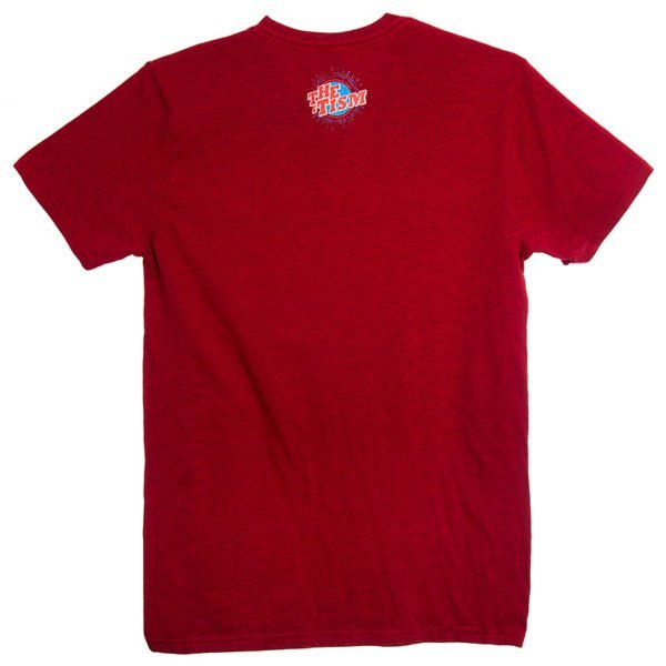 The Special in Special Needs T-Shirt Red back